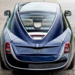 Yeni Rolls-Royce Sweptail