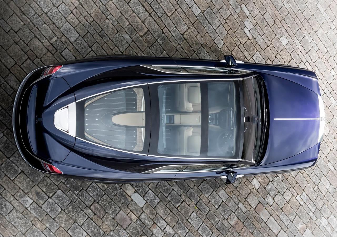 Most Expensive Car In The World >> 2017 Yeni Rolls-Royce Sweptail Tanıtıldı - Oto Kokpit