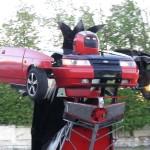 Lada Vega Transformers Optimus Prime Video