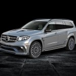 2017 Mercedes-AMG GLS 63 Tuning