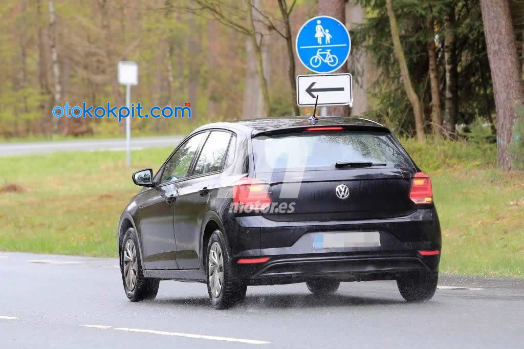 Yeni Kasa Volkswagen Polo MK6 Fotoğrafları