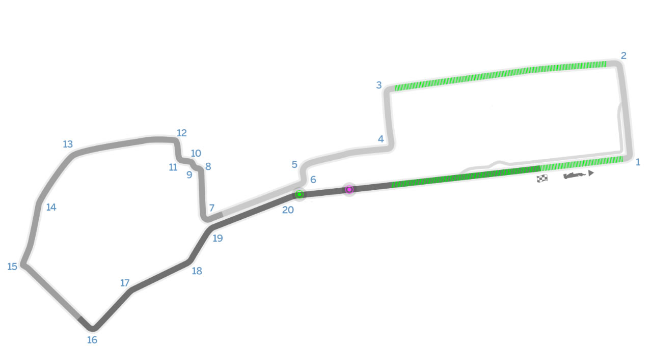 2017 Formula 1 Azerbaycan Grand Prix