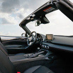 2017 Yeni Mazda MX-5 RF İçi