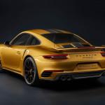 Yeni Porsche 911 Turbo S Exclusive