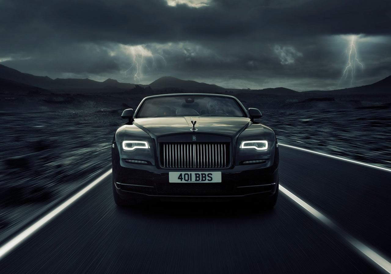 2017 Yeni Rolls Royce Dawn Black Badge 214 Zellikleri