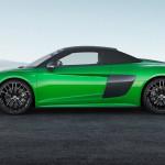 2018 Yeni Audi R8 Spyder V10 Plus Fiyatı