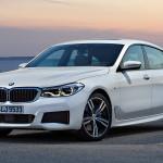 2018 Yeni BMW 6 GT (Gran Turismo) Teknik Özellikleri