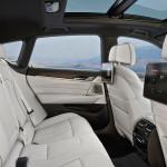 Yeni BMW 6 GT Gran Turismo Teknik Özellikleri