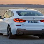 2018 Yeni BMW 6 GT (Gran Turismo) Özellikleri