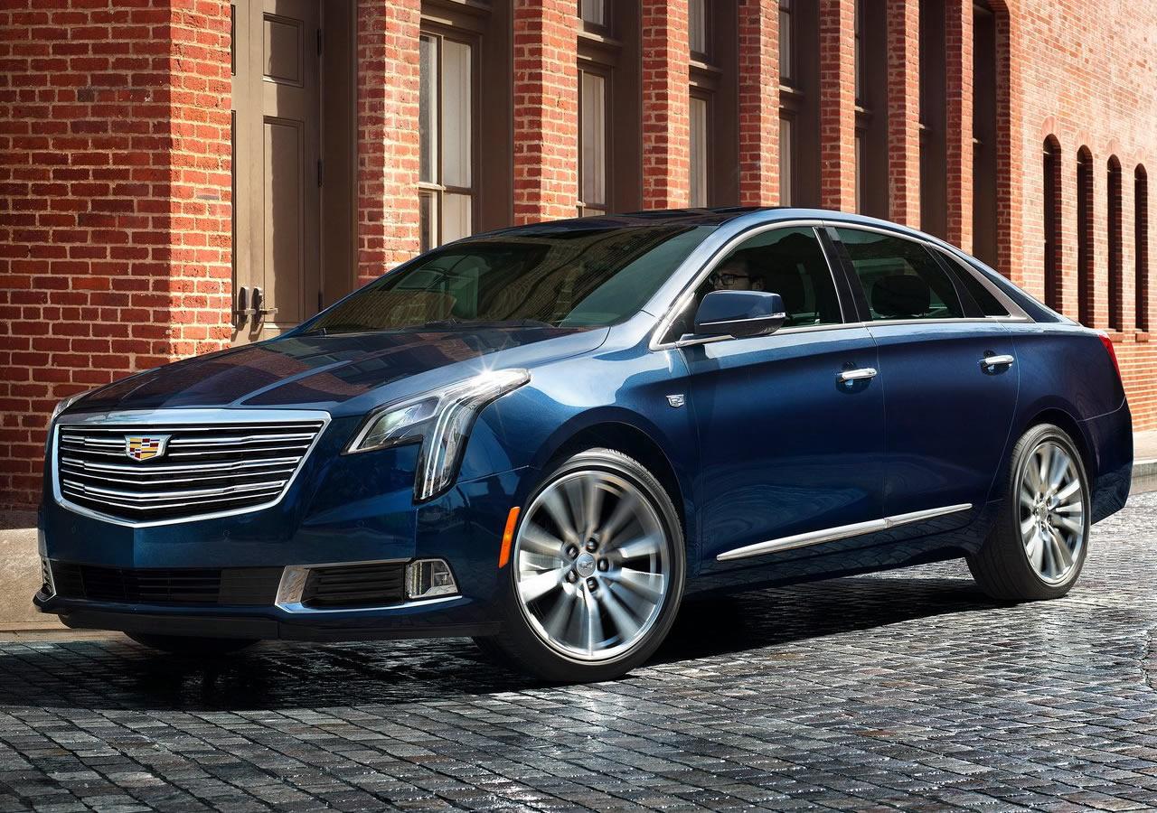 2018 Yeni Cadillac Xts 214 Zellikleri Ile Tanıtıldı