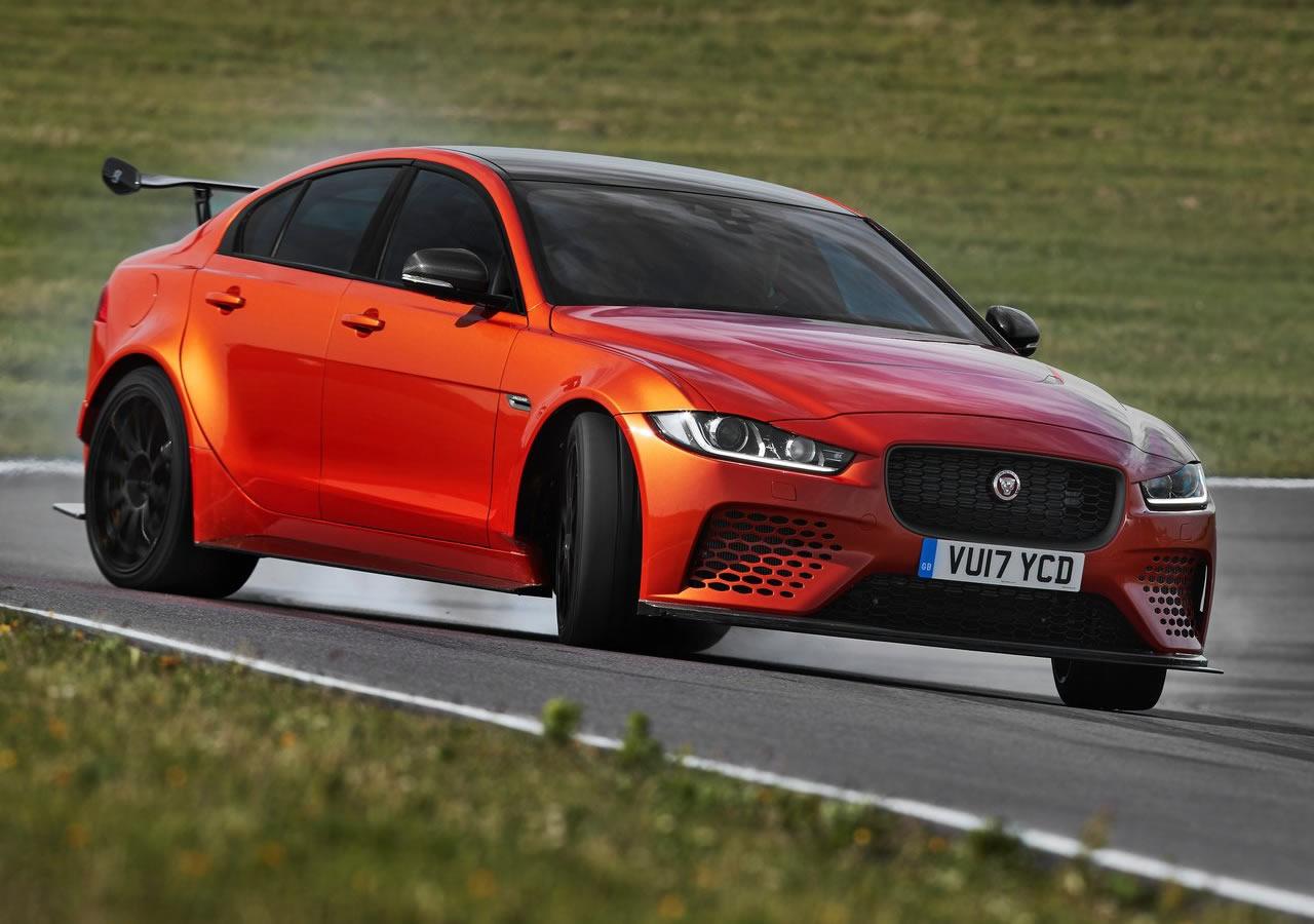 2018 Yeni Jaguar XE SV Project 8 Özellikleri