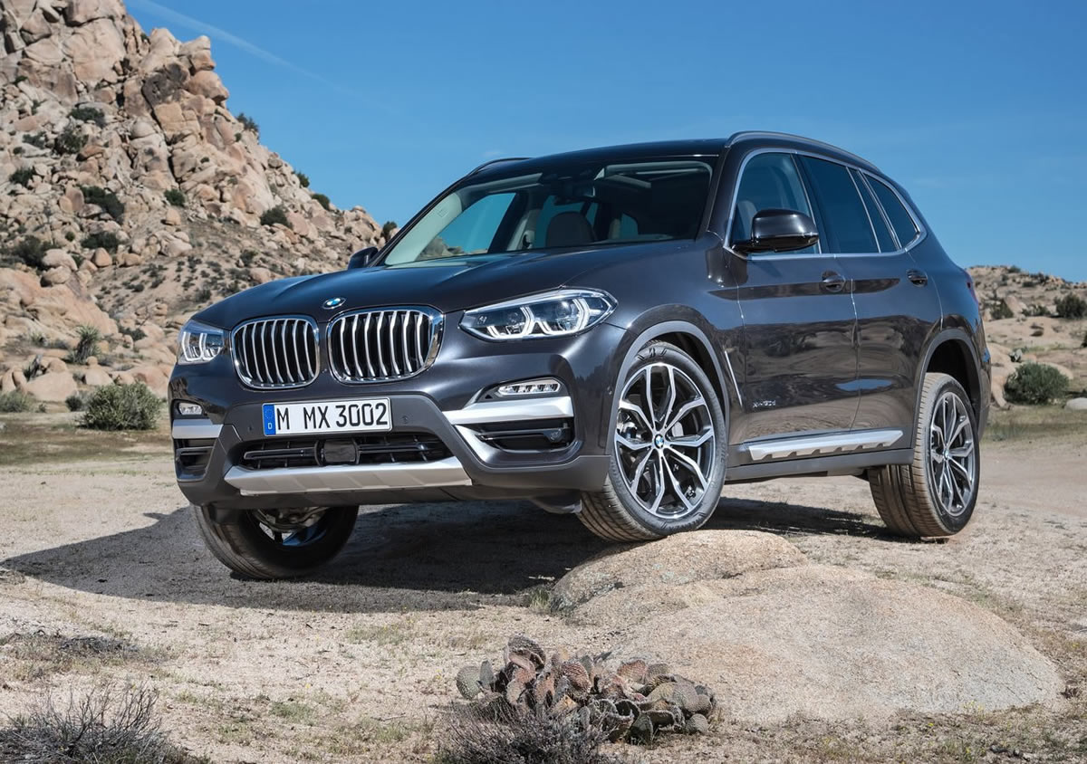 2018 Yeni Kasa BMW X3 (G01) Teknik Özellikleri