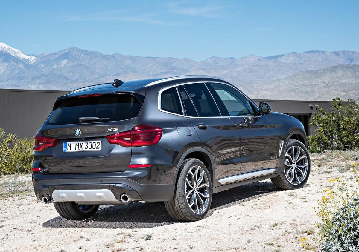 2018 Yeni Kasa BMW X3 (G01) Teknik Özellikleri ve Fiyatı Açıklandı