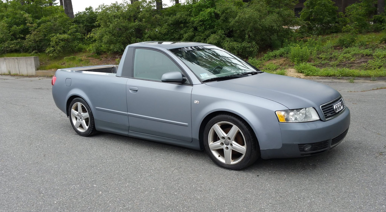 Smyth Performans B6 Kasa Audi S4 Pick-Up