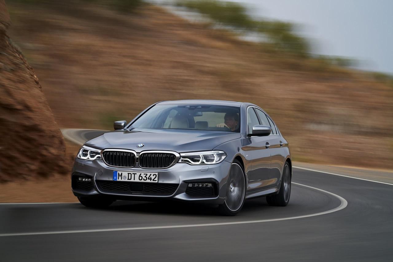 Yeni Kasa BMW 520i