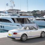 2017 Bentley Continental GT Convertible Galene Edition Özellikleri