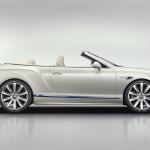 2017 Bentley Continental GT Convertible Galene Edition Donanımları