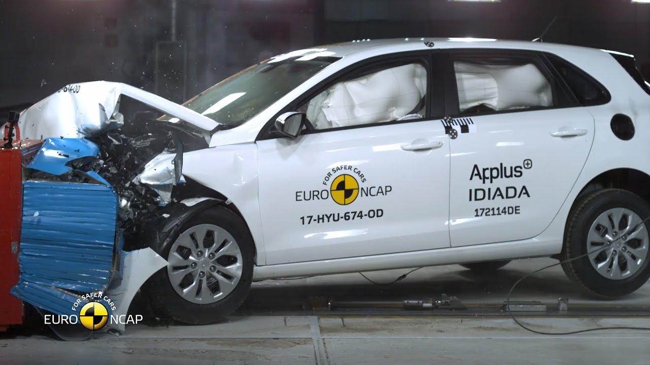 2017 Hyundai i30, Euro Ncap Çarpışma Testi
