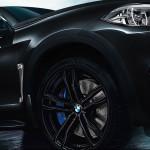2017 Yeni BMW X6 M Black Fire Edition