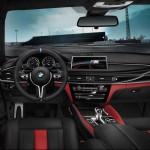 2017 Yeni BMW X6 M Black Fire Edition Fiyatı