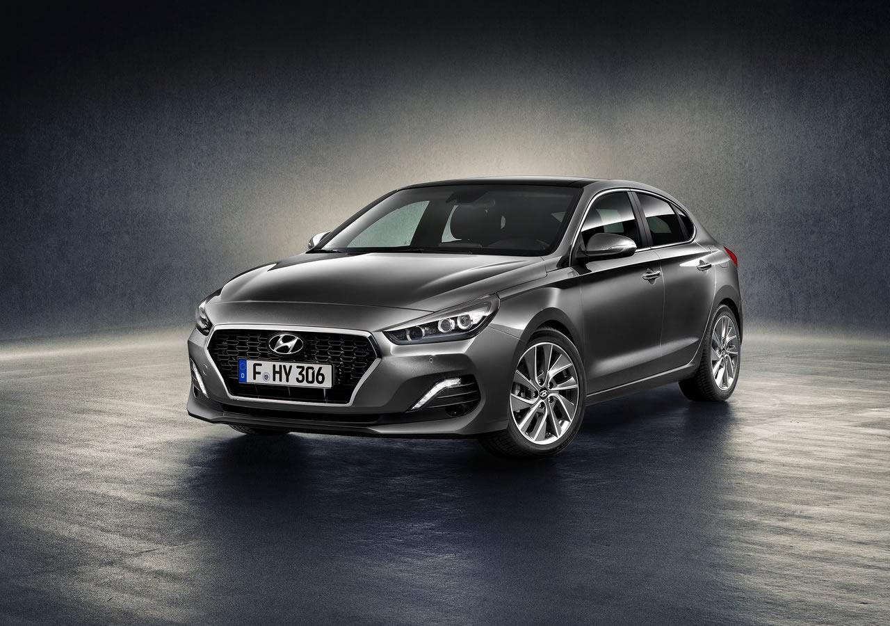 2018 Yeni Hyundai i30 Fastback