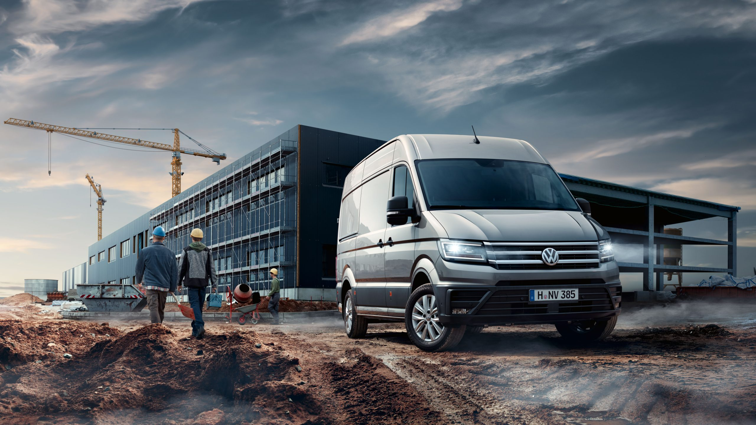 2018 yeni kasa volkswagen crafter teknik zellikleri ve donan mlar a kland. Black Bedroom Furniture Sets. Home Design Ideas