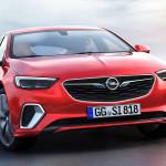 2018 Yeni Opel Insignia GSi