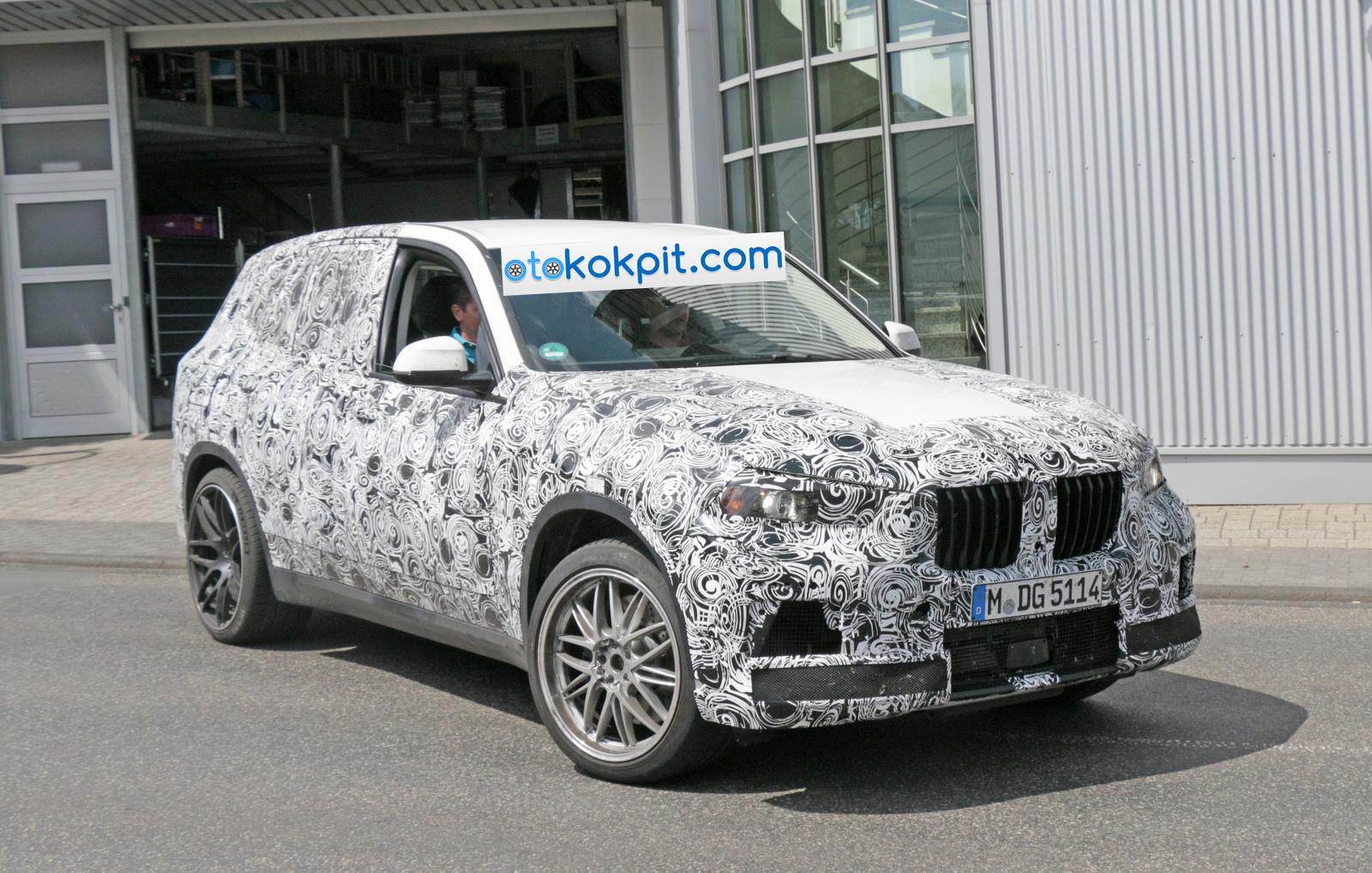 2019 Yeni BMW X5 M
