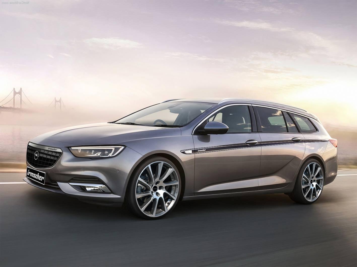 Irmscher Yeni Kasa Opel Insignia Jant