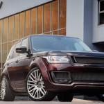 Kahn Design 2017 Range Rover Vogue SE