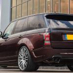 Kahn Design 2017 Range Rover Vogue SE  4.4 SDV8