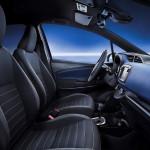 Yeni Toyota Yaris 2017 İçi