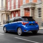 Makyajlı 2017 Yeni Toyota Yaris Özellikleri