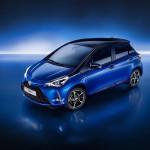 Yeni Toyota Yaris 2017 Türkiye