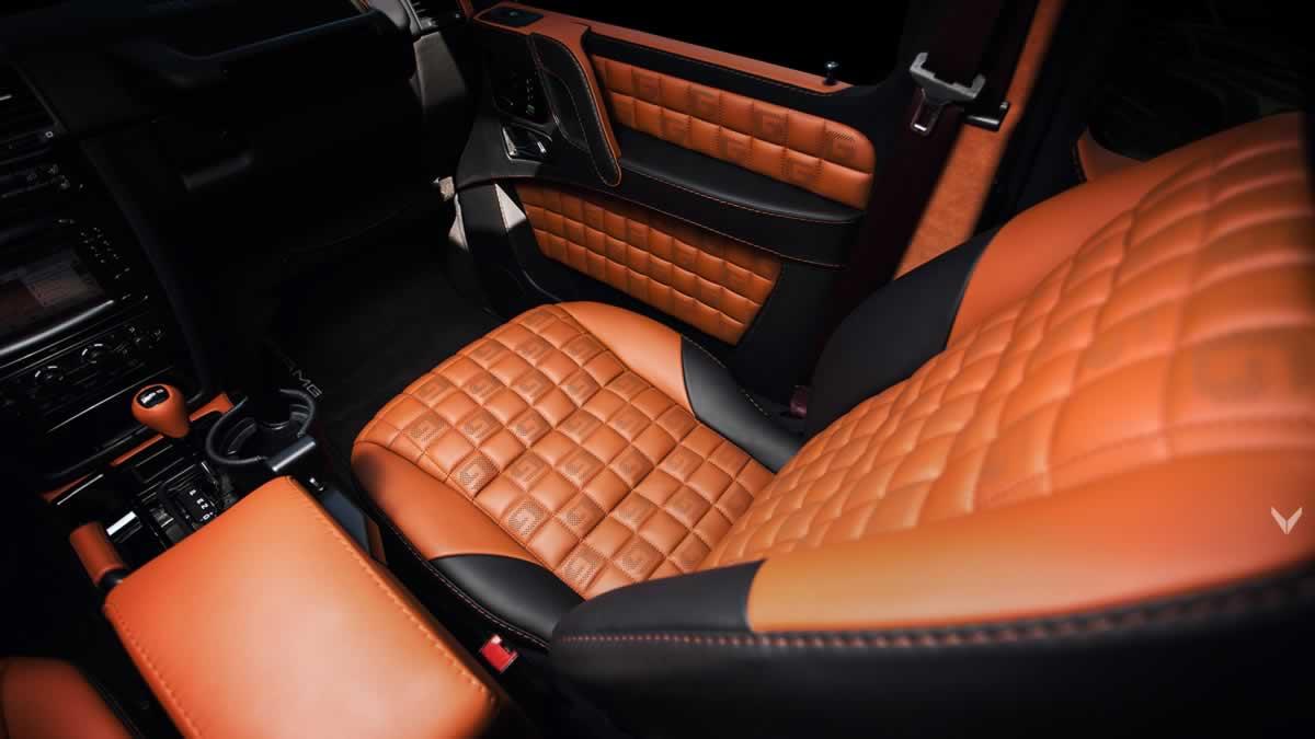 Maybach Mercedes-Benz G 55 AMG