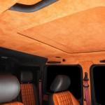 Mercedes-Benz G 55 AMG İç Dizayn