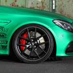 Mercedes-AMG C63s Estate BBS Jant