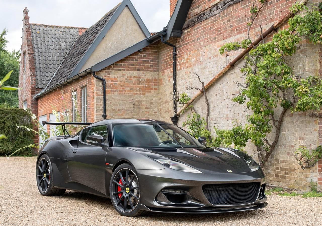 2018 Yeni Lotus Evora GT430 Özellikleri