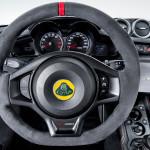 Yeni Lotus Evora GT430 İçi