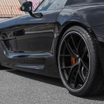 Mercedes-AMG SLS BBS Jant