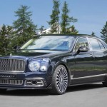 2017 MANSORY Bentley Mulsanne