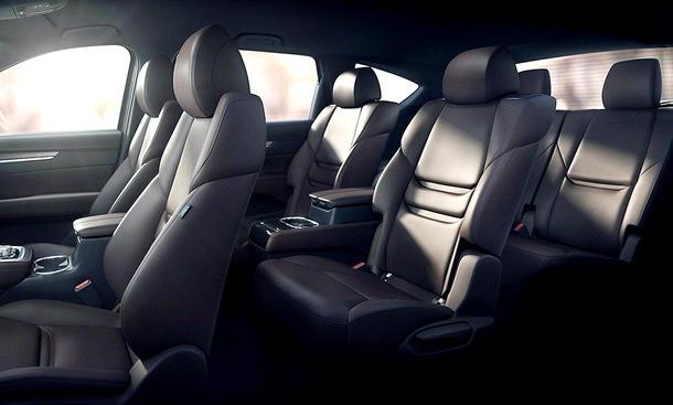 2017 Yeni Mazda CX-8 Ne Zaman Çıkacak?