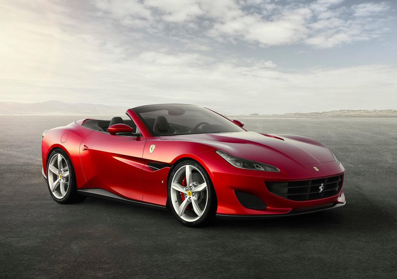 2018 Yeni Ferrari Portofino Teknik Özellikleri