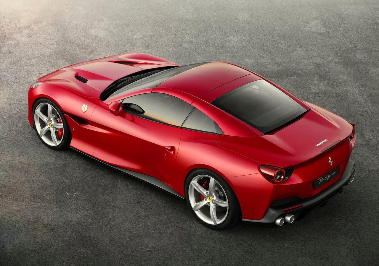 2018 Yeni Ferrari Portofino Fiyatı