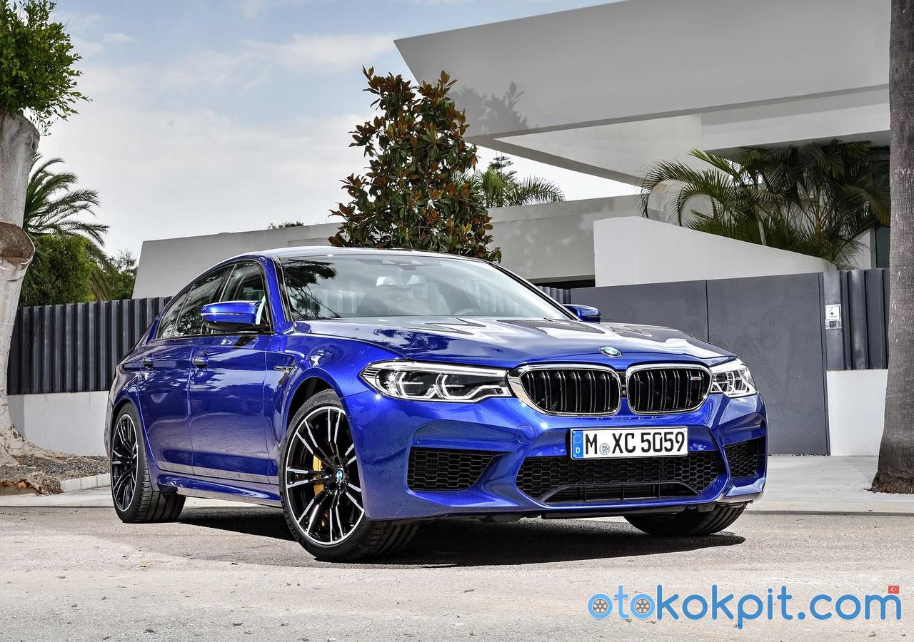 2018 Yeni BMW M5 (G30) Teknik Özellikleri