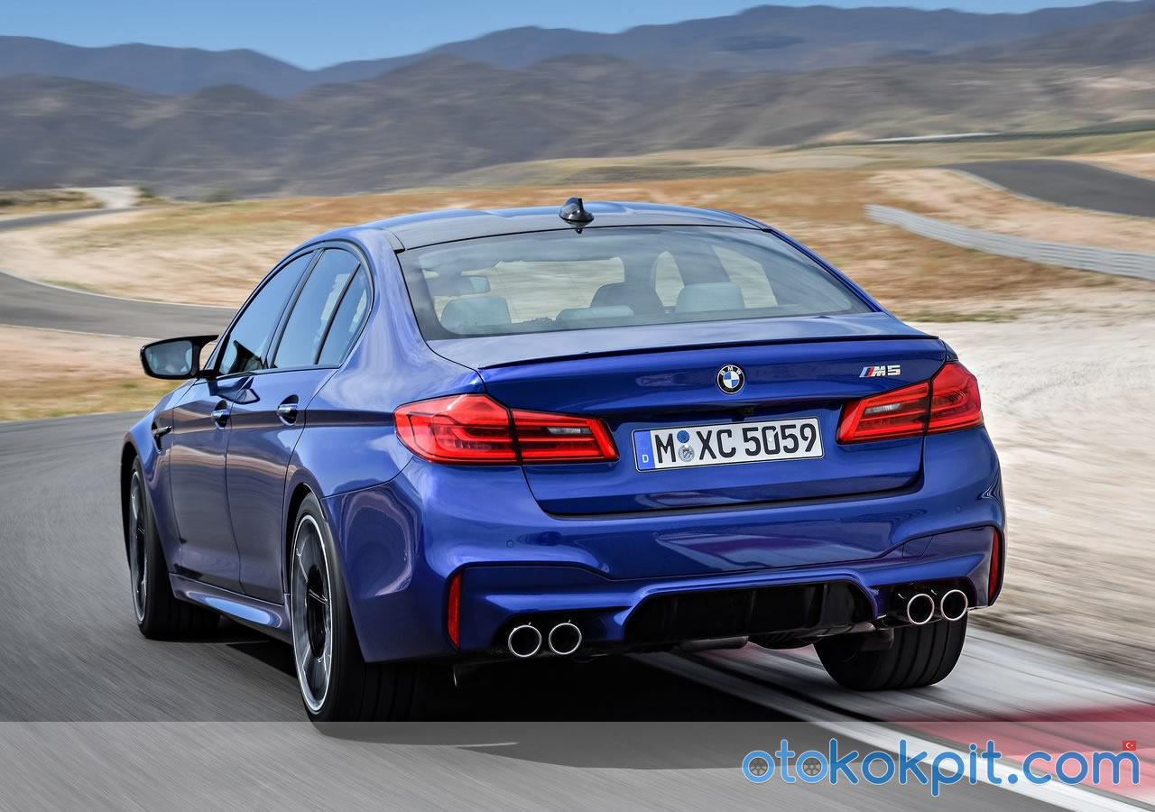 2018 Yeni BMW M5 Ne Zaman Çıkacak?