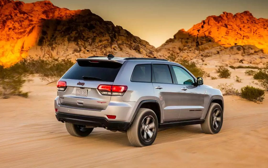 Jeep Ağustos 2017 Fiyat Listesi