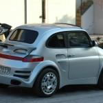 Porsche Fiat 500
