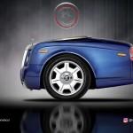 Tek Dingilli Rolls-Royce