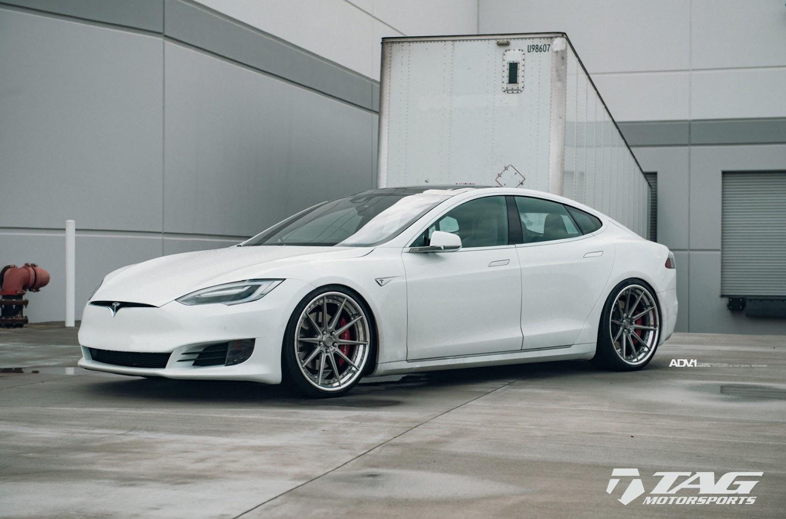 Tesla Model S ADV.1 ADV10